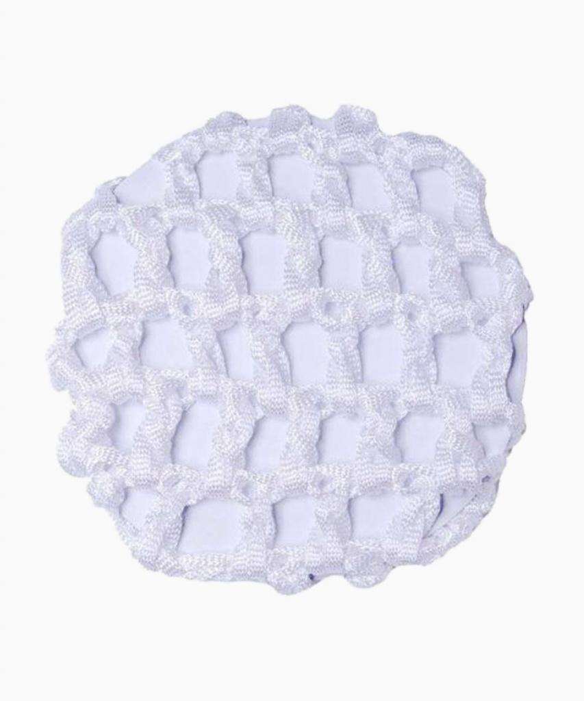 7691 Hårnät vit