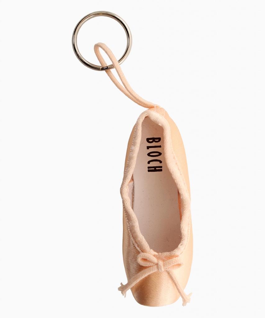 A0604M Nyckelring balettsko