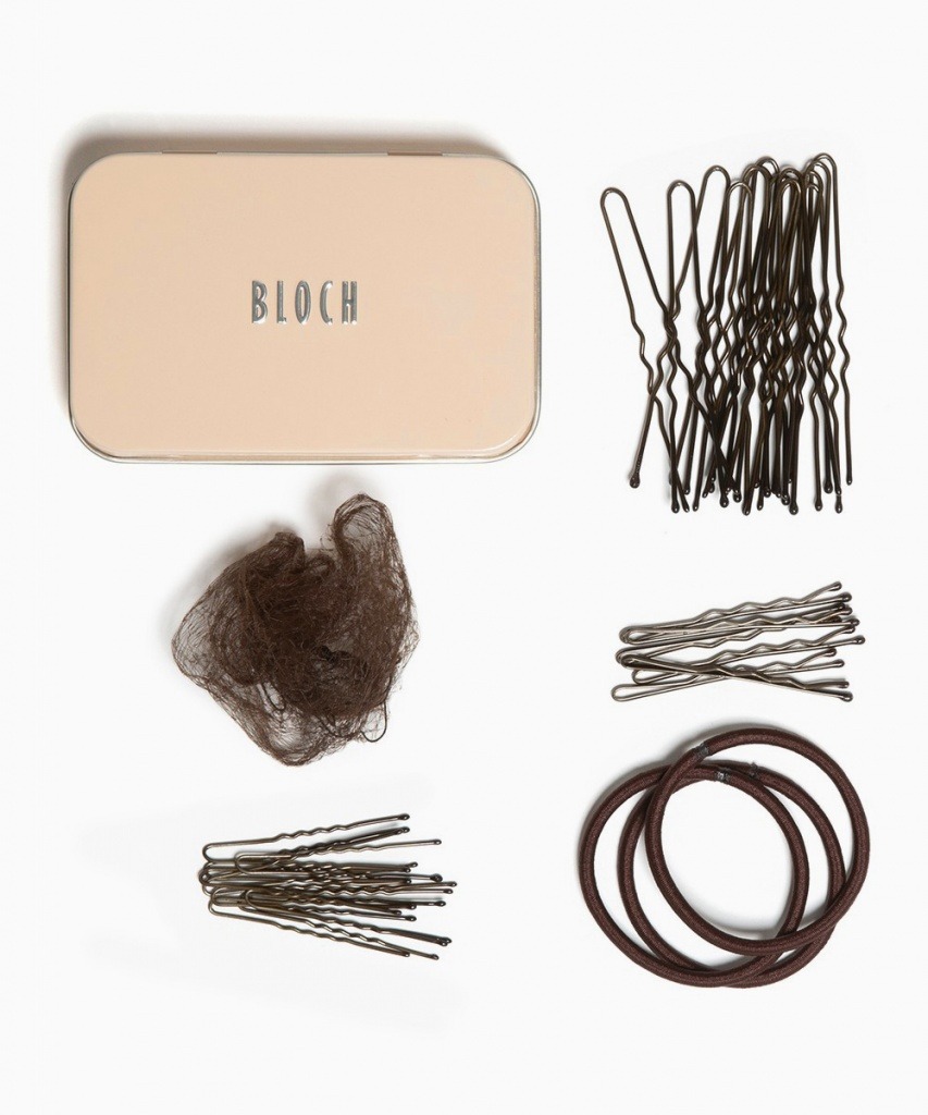 A0801 Hair Kit mörkbrun