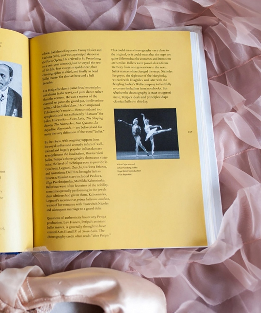 The Ballet Companion