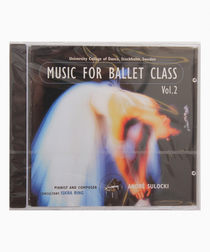 Music For Ballet Class Vol. 2
