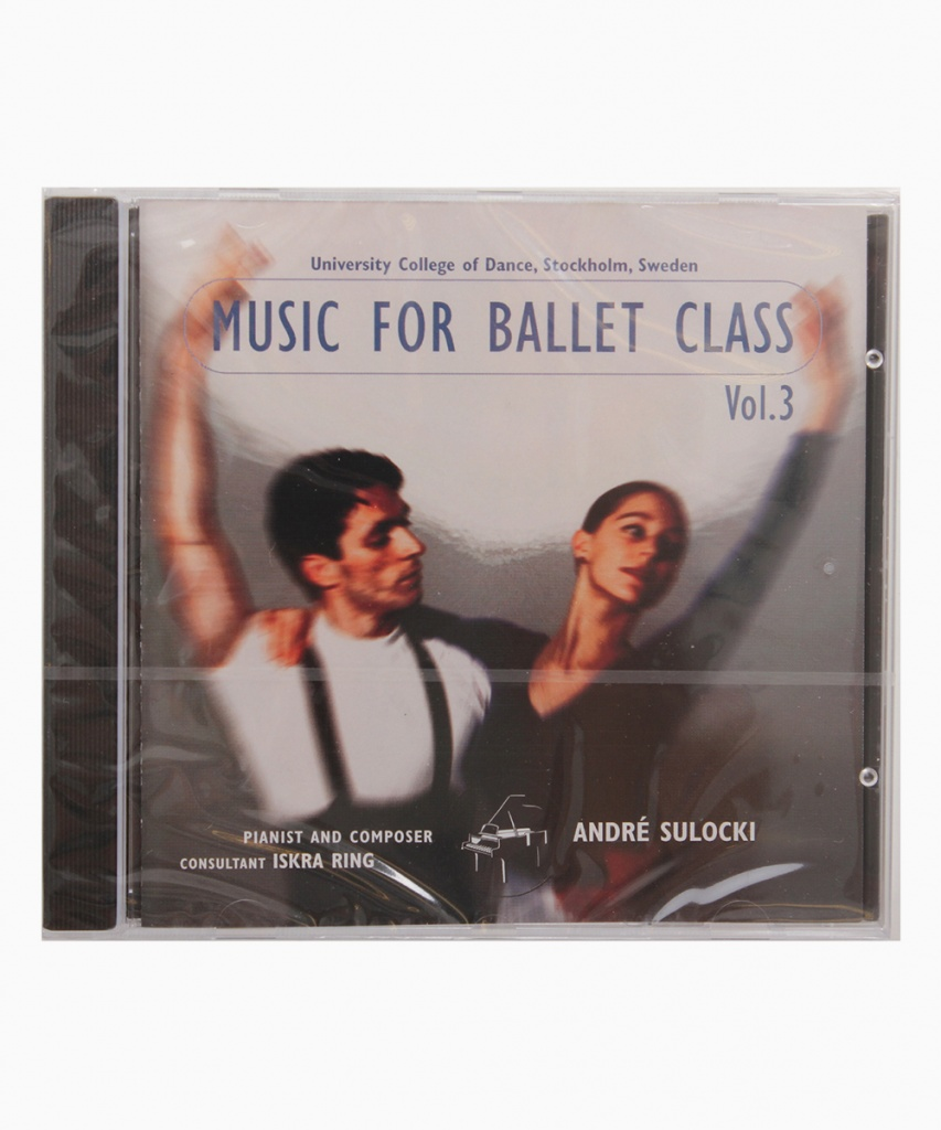 Music For Ballet Class Vol. 3