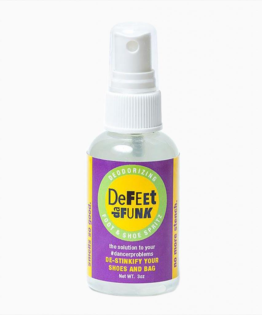 Fotdeodorant (DeFeet DaFunk)
