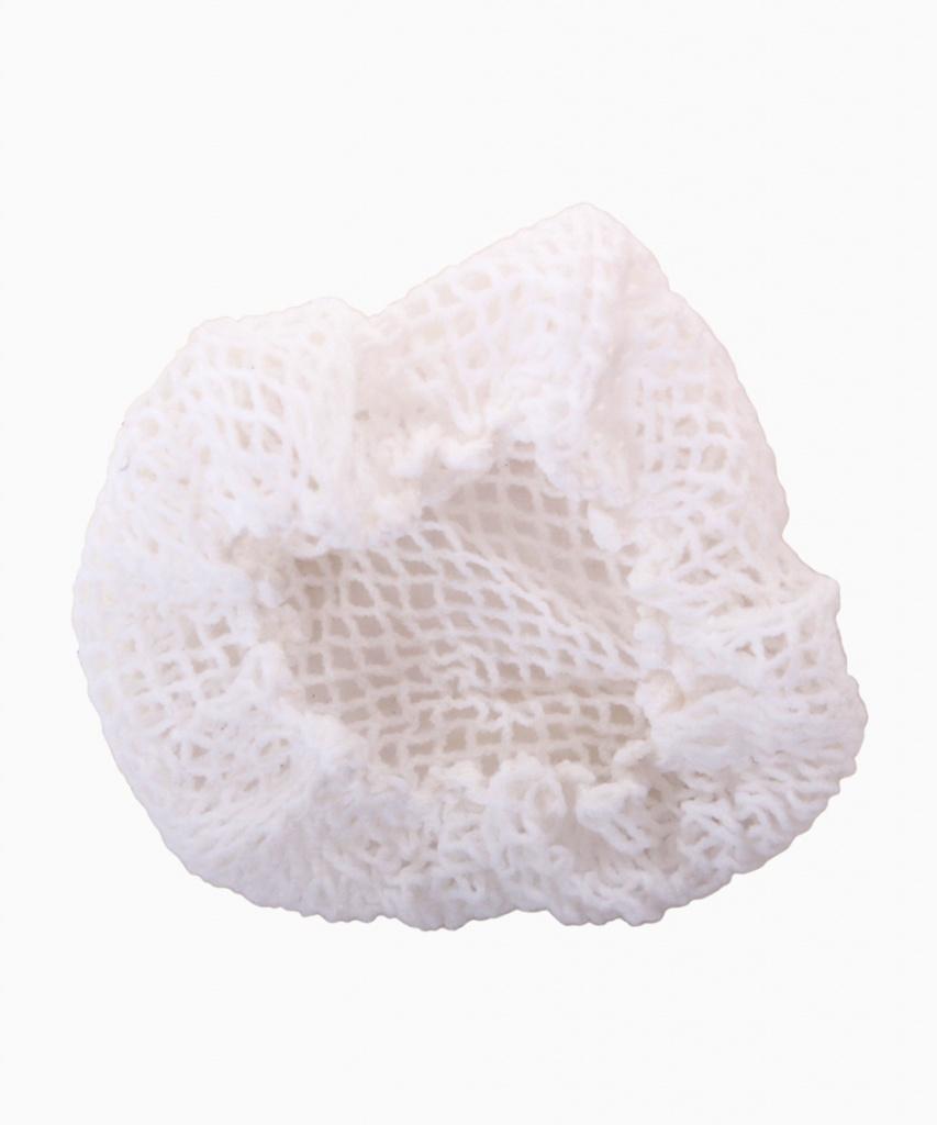 Hårnät vit