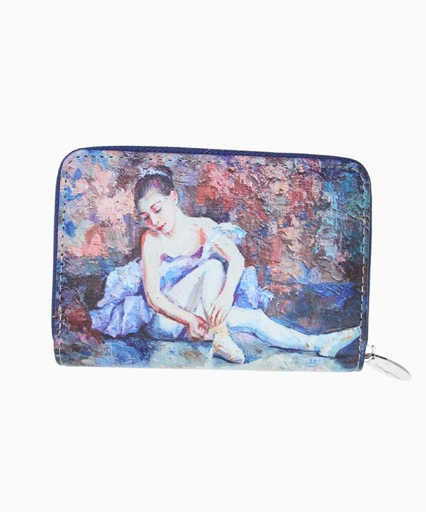Plånbok (konstmotiv)