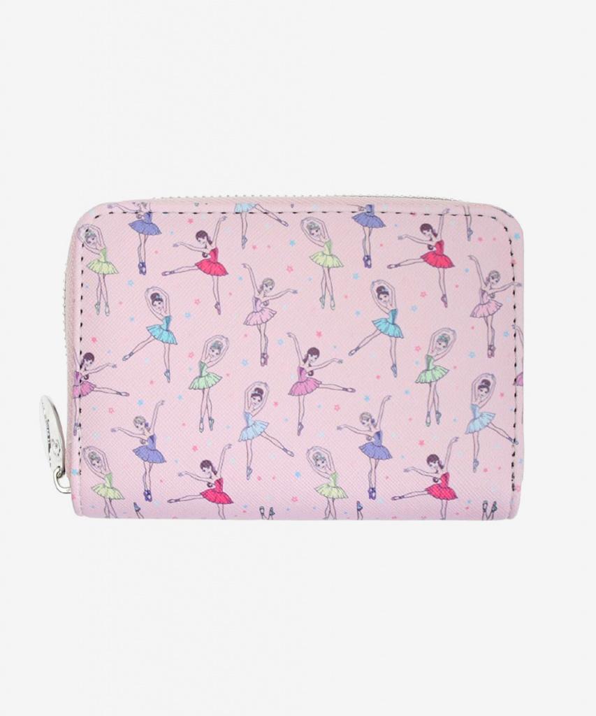 Plånbok (tecknade ballerinor)