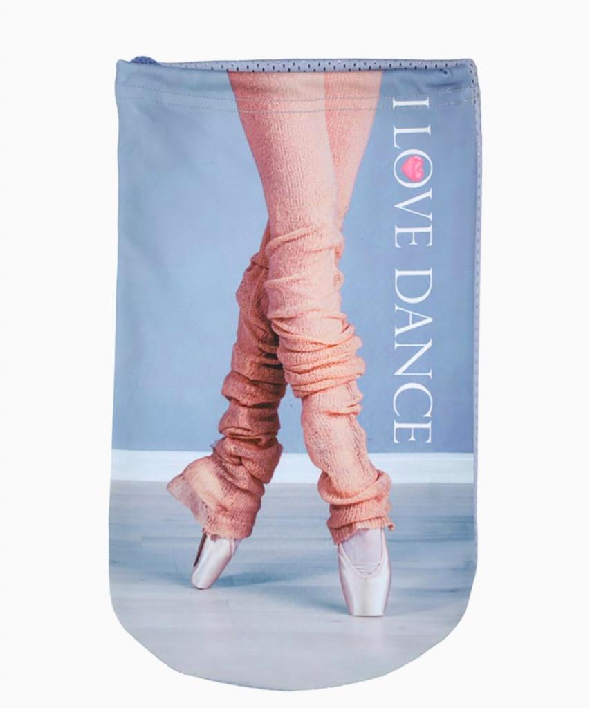 Skopåse med nät (I Love Dance)