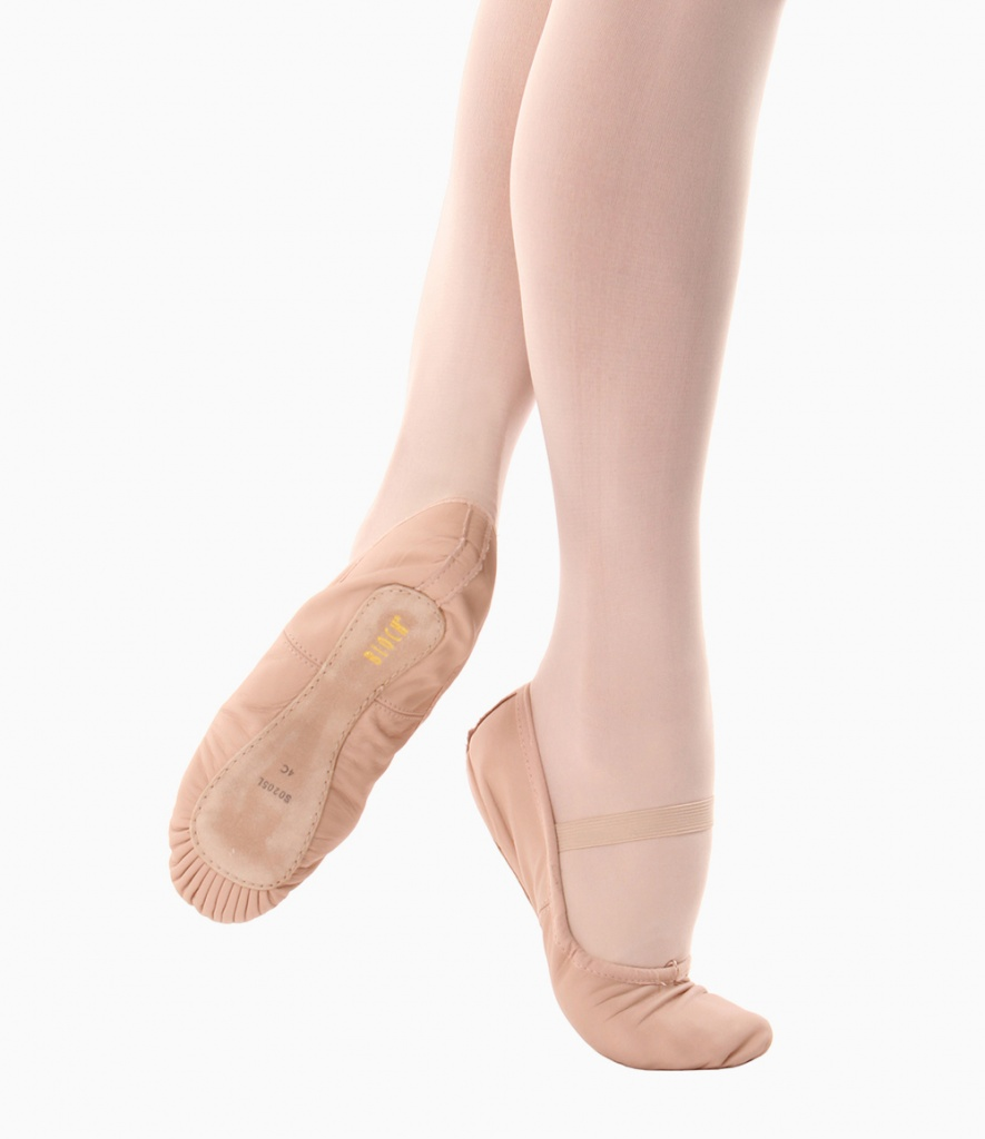 S0205L Dansoft balettsko ljusrosa