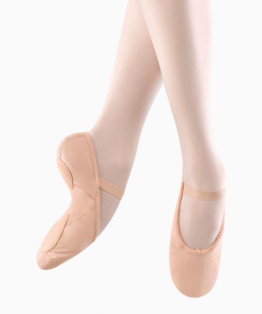 S0213G Prolite II balettsko barn ljusrosa