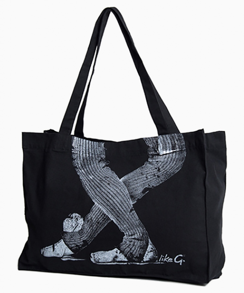 Shopper Bag svart