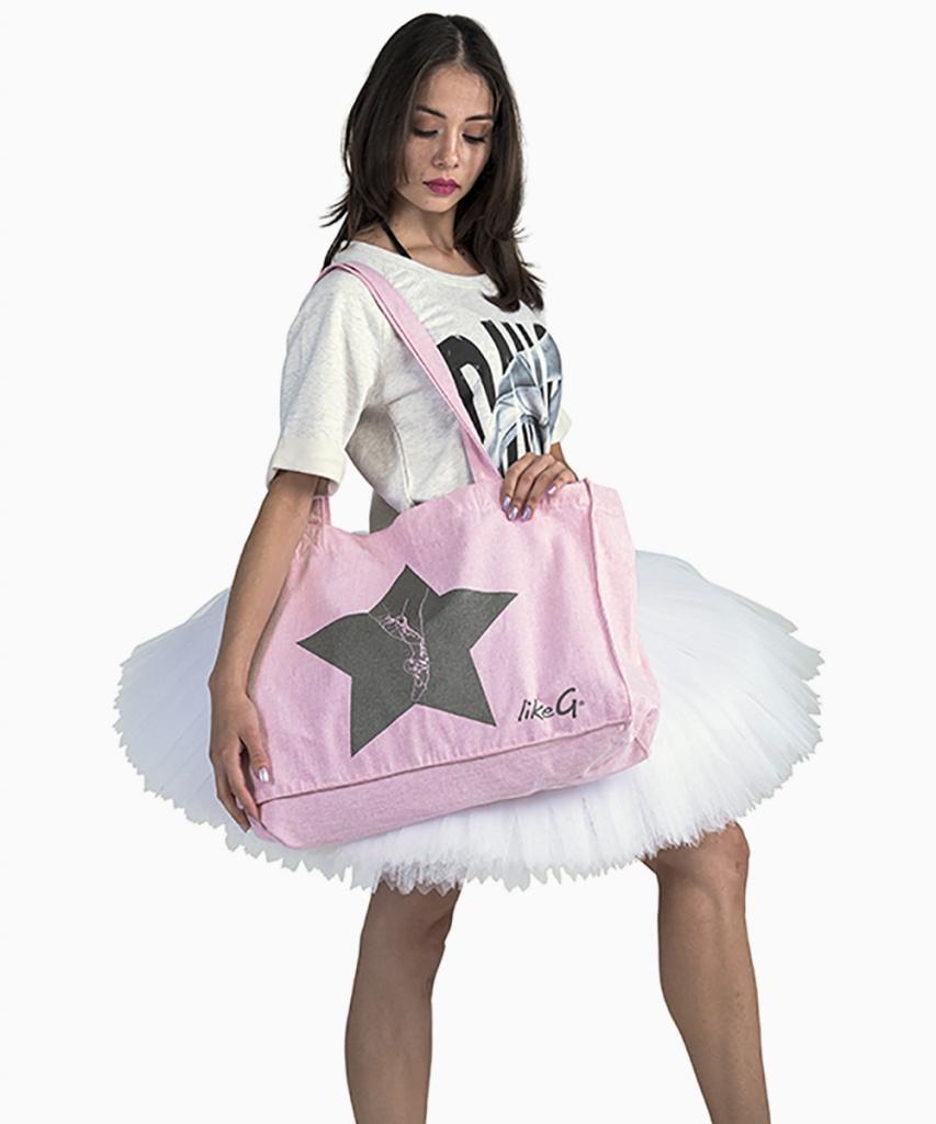 Shopper Bag rosa