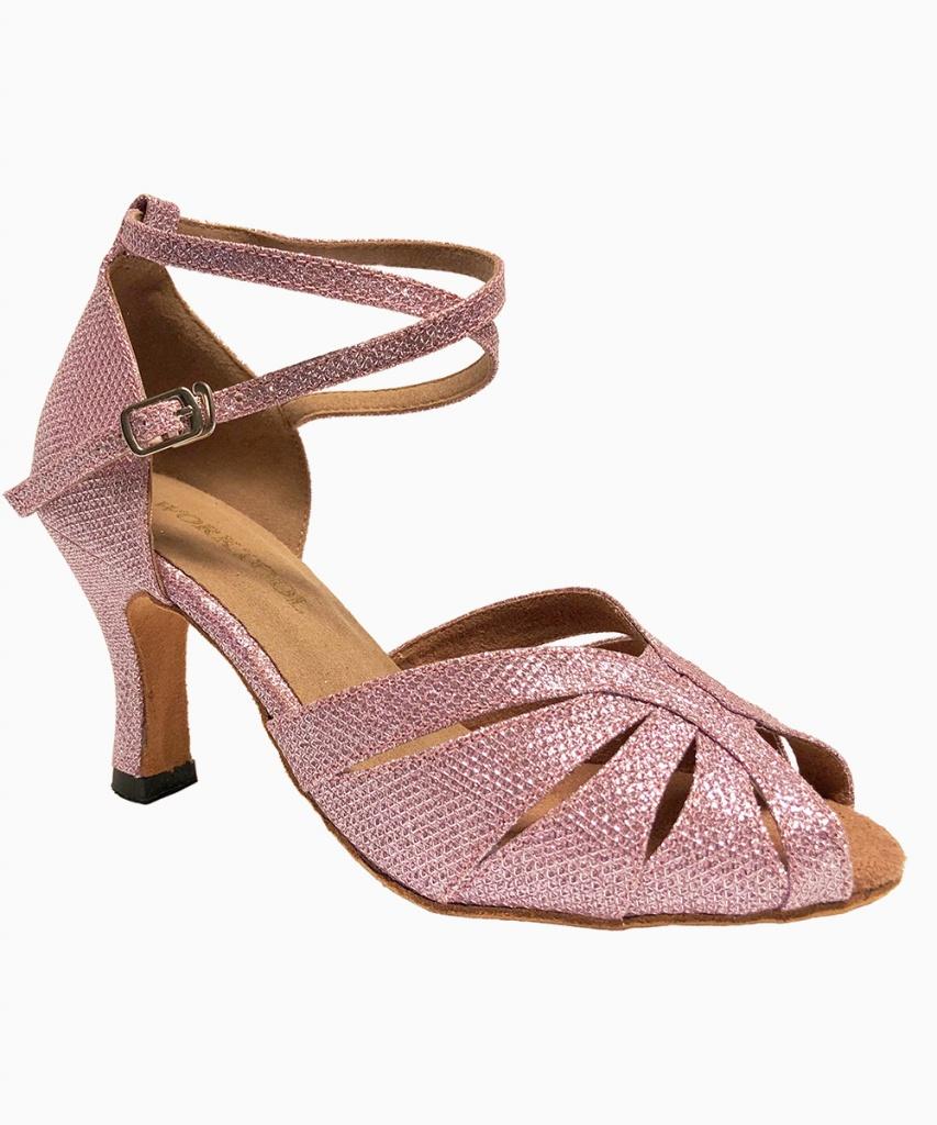 """Lena rosa glitter (3"""")"""