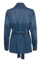 Culture Kora Denim Jacket Blue Wash
