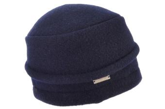 Seeberger Mössa Marine Blue