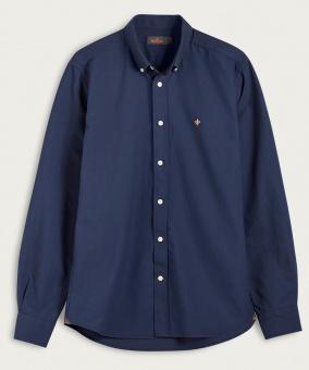 Morris Douglas Shirt Navy