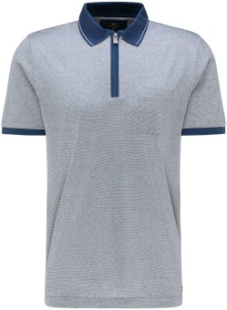 Fynch Hatton Polo Zig-Zag Mercerized