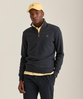Morris Darell Half Zip Sweatshirt