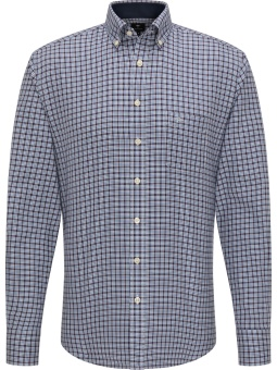 Fynch Hatton Twill Combi Check