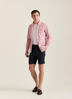 Morris Winward Linen Shorts