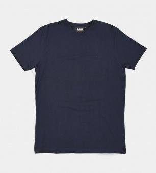 Dahlin T-shirt V-hals mörkblå STL.XL