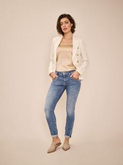 Mosmosh Naomi Amber Jeans Light Blue