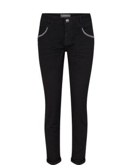 Mosmosh Naomi Row Black Jeans