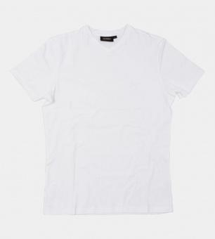 Dahlin T-shirt V-hals vit STL.XXL