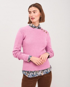 Newhouse Erika Sweater Hyacinth