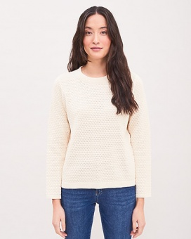 Newhouse Linn Sweater Ecry