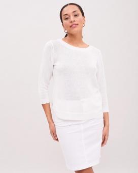 Newhouse Marwa Knit Cream