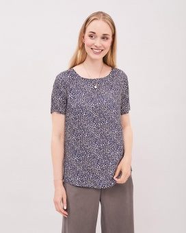 Newhouse The foliage top Navy