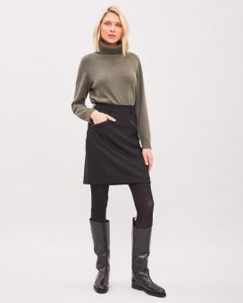 Nehouse Angelica Tweede Skirt Black