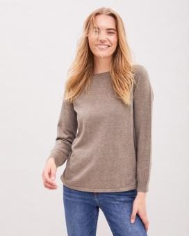 Newhouse Anna Roundneck Sweater Potato