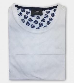 Dahlin Piké T-Shirt Vit