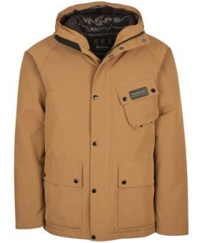 Barbour International sliptrem shoreditch jacket