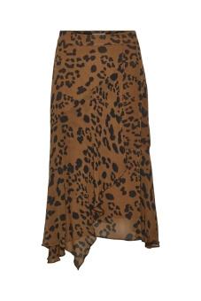 Part Two Rafaela Leopard Print Brown