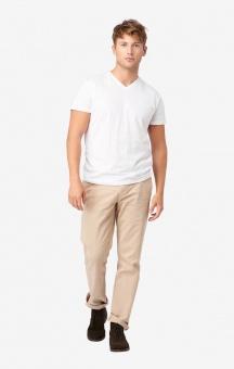Boomerang Jarl V-Neck T-Shirt White