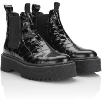 Shoe Biz Copenhagen Peyo Black