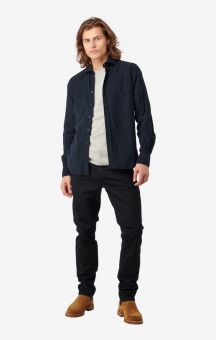 Boomerang Arvid Cord Shirt Cut Away