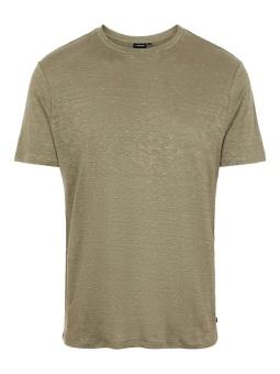 J.Lindeberg Coma Linen T-Shirt