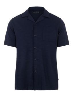 J.Lindeberg Faust Jersey SS Resort Shirt