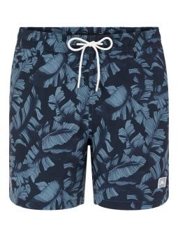 J.Lindeberg Banks Pattern Swim Trunks