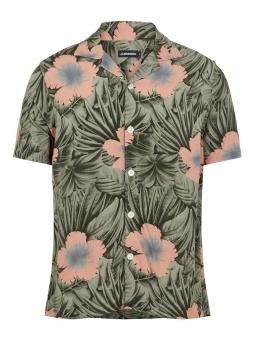 J.Lindeberg Viscose Print SS Resort Shirt