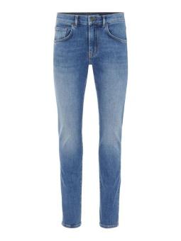 J.Lindeberg Jay Active Mid Indigo Jeans