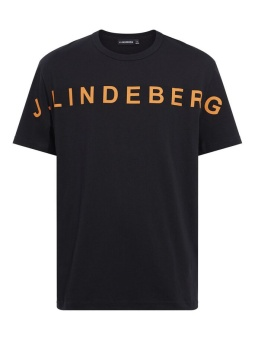 JLindeberg Jamie Logo T.shirt Black