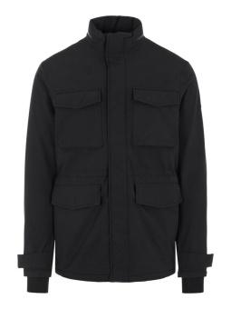 JLindeberg Tracer Tech Padded Jacket Black