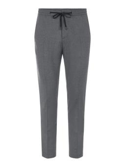 JLindeberg Sasha DS Flannel Pants Grey Mel.