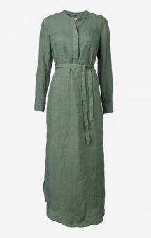 Boomerang Båstad Linen Dress Venetian Green