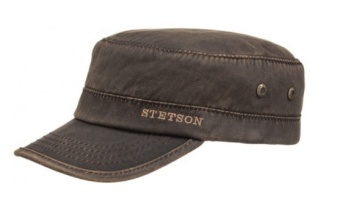 Stetson Army Cap CO/PES Linded