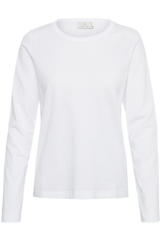 Kaffe Marin T-shirt Optical White